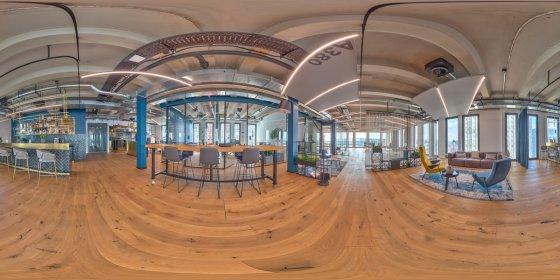Play '360° - Panorama - Etage GOLDBECK Südwest GmbH